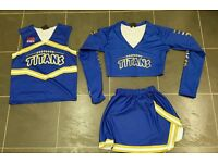 Manchester Titans American Football Cheerleaders Kit