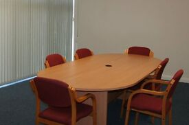 Convenient & Local Working Space - Hire by the hour or by the day - Refreshments can be arranged