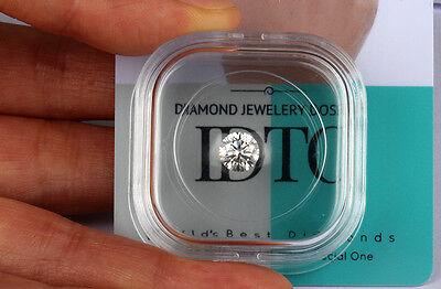 Ct Cut Loose 1.01ct Round Diamond F Certified F/VVS1 360 Video 6222768753 6.5mm