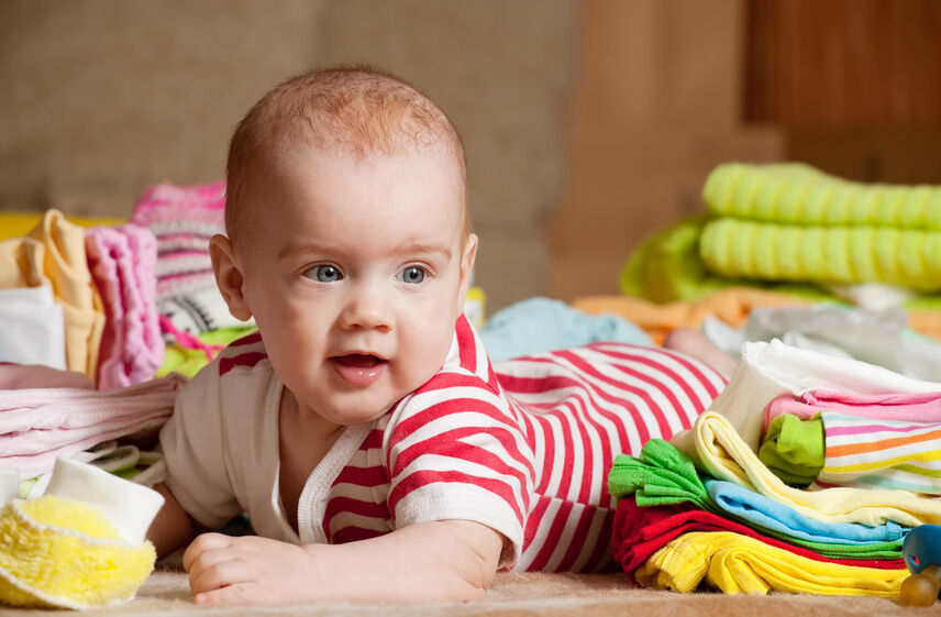 What to Look for in Newborn Baby Clothes