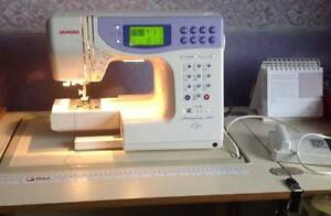 Janome memory craft 4900 Jamisontown Penrith Area Preview