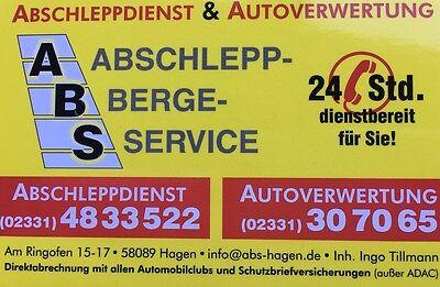 ABS-Abschleppdienst-Autoverwertung
