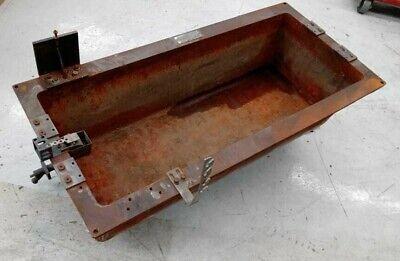 Solder Pot Lead Free For Electrovert Electra Wave Solder