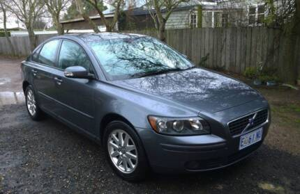 2006 Volvo S40 Sedan Automatic / AMT full leather 107,000 km's Evandale Northern Midlands Preview
