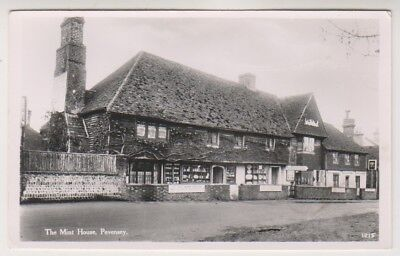 Sussex (East) postcard - The Mint House, Pevensey - RP (A441)