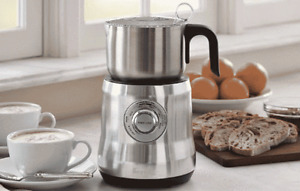 breville milk cafe frother mousseur new bmf600xl