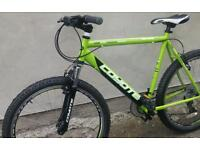 !!!CAYOTI NEMBRASKA MTB!!! VGC bike like new 6-7months old been serviced by halfords...