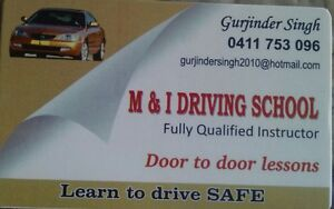 M&I Driving School Blacktown Blacktown Area Preview