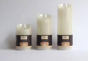 iFLICKER  ELITE THE LOOK OF A REAL FLAME LED WAX CANDLES