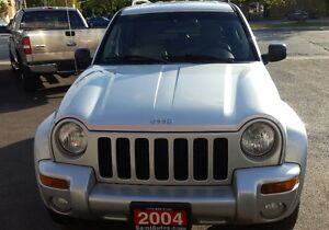 2004 Jeep Liberty Limited SUV, Crossover 2 yrs war Cambridge Kitchener Area image 2