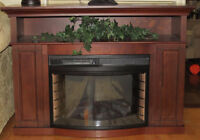 """48"""" Electric Fireplace"""