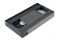 Convert Home Movies VHS to DVD/Digital - $10 per tape