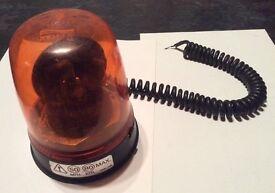 Britax Magnetic Flashing Orange Warning Light