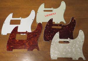 PickGuard Telecaster et Stratocaster