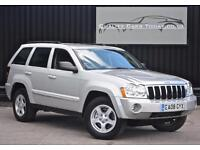 2008 Jeep Grand Cherokee 3.0 CRD V6 Diesel Limited Auto 4X4