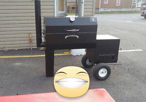 Fumoir / Barbecue / BBQ / Grill Meadow Creek SQ36 smoker