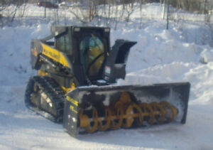 Landscaping/Light excavating/snow clearing - Fredericton