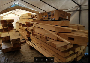 Timber Package For Sale