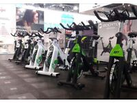 Spinning Bikes, Spin for Sale or Rent or pay up