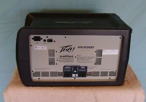 Peavey XR-8300 8 Channel 600 watt Powered PA Mixer Windsor Region Ontario image 2