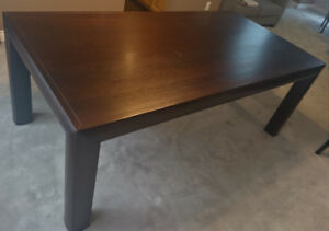 Urban Barn Yoshi Solid Wood Dining Table