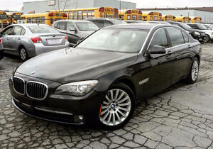 2011 BMW 750LI X-DRIVE NO ACCIDENTS|36 MONTHS WARRANTY|