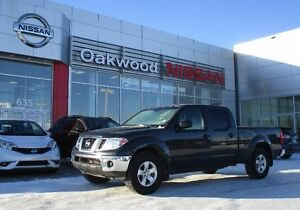 Nissan Frontier 4WD Crew Cab LWB 2010