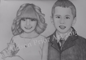 Turn your photo into a beautiful drawing starting at $50.00 St. John's Newfoundland image 9