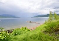 Lakefront property on Quesnel Lake - 5565 Marshall Creek Rd