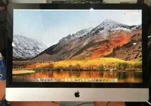 iMac 27 inch Core i7 @2.8ghz 16gb ram 500gb ssd hdd office 2011