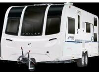 Brand new 6 berth Bailey Pegasus Grande SE Palermo limited stock