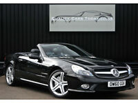 2011 Mercedes SL 500 5.5 V8 AMG Body + Pano Roof + Distronic + Massive Spec