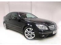 2008 08 MERCEDES-BENZ CLC CLASS 2.1 CLC220 CDI SE 3D AUTO 150 BHP DIESEL