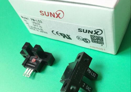 5MM NPN 50mA PANASONIC SUNX NEW PM-R24 PLC PHOTOELECTRIC SENSOR 5-24VDC