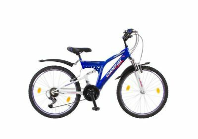 """24"""" 24 Zoll Kinderfahrrad MTB Mountainbike Kinder Fahrrad Rad Bike Jugendfahrrad"""