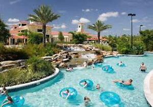 Sun. Mar. 11-18, 2018. Time Share at Orange Lake Resort, FLORIDA
