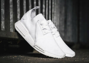 Adidas Triple White PK Japan NMD