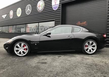 luxury car hire Maserati Granturismo