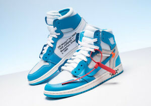 Off White x Jordan 1 UNC - Size 11.5 - looking for trades