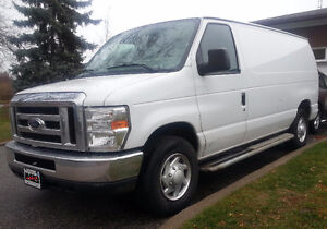 2014 Ford Commercial Van $22500
