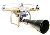 Drone and operator rental