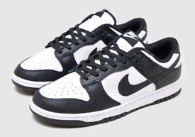 Mens Nike Dunk Low Retro White Black SIZE UK 10 & UK 11 (2021)