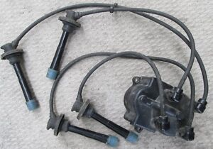 1991 Toyota Corolla Distributor Cap and Wires-Used