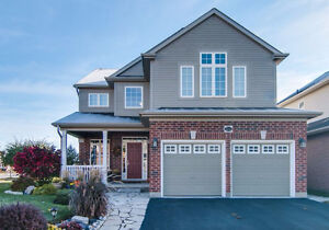 Fantastic 4bdrm Home! - Doon South- $645,000 Kitchener / Waterloo Kitchener Area image 1