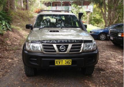 2002 Nissan Patrol GU III ST MY2002 Sydney City Inner Sydney Preview