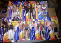 WWE FIGURES FOR SALE - HAMILTON TOY SHOW CANADA DAY