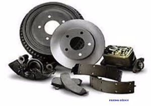 FREINS BRAKES PLAQUETTE DISK PADS ROTOR DISQUES ARRIERE AVANT