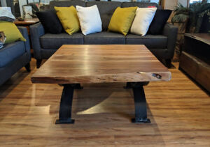 Furniture - Solid Wood / Live Edge / Reclaimed and Recycled