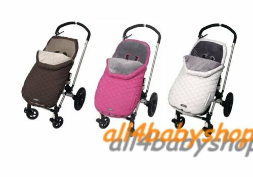 JJ Cole Urban Baby Infant Toddler Warm Bundleme Footmuff Cosytoes 0-1Y, 1-3Y