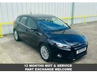 2012 Ford Focus 1.6 ZETEC TDCI 5d 113 BHP Hatchback Diesel Manual